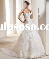 angella u0027s blog it is clear that wedding dress with feathers have