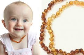 teething necklace baby images Teething necklaces present serious choking dangers to babies and jpg