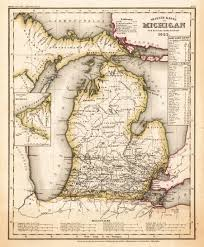 Torch Lake Michigan Map by The Taylor Family Webpage