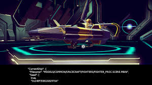 blue seed ship seed repository nomansskymods