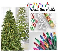 shopko 60 trees ornaments lights and décor