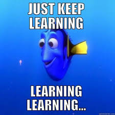 Learning Meme - kayla sargent lakeview elementary