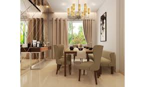 Brown Dining Rooms Livspace Com