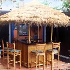 Tiki Patio Umbrella Tiki Bars Thatch Umbrellas Tiki Torches Outdoor Patio Torches