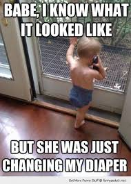 Baby Phone Meme - upload stars funny baby on phone meme changed diaper pics
