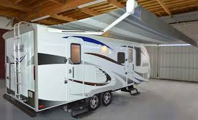 garage for rv lance 2185 travel trailer got a family how about hunting and