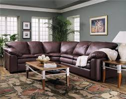 Sectional Sleeper Sofa Recliner Brown Microfiber Recliner Sectional Sleeper Sofa 1025theparty