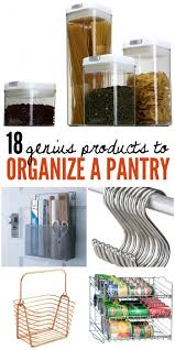Organizing Your Pantry by 18 Things That Can Organize My Pantry