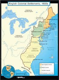 colonial america map usah004 h gif