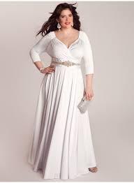 white dresses plus size dress ty
