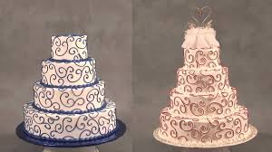 wedding cakes designs wedding cake designs blue wedding cakes bursts of blue