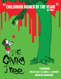 review tarantino adaptation of the giving tree troubling