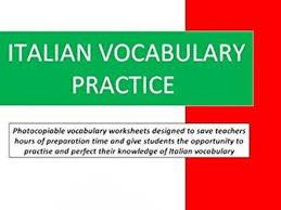 italian grammar u0026 vocabulary practice by remonannetti teaching