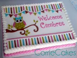 marvellous owl baby shower cake sayings 67 about remodel vintage