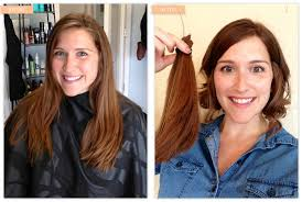 haircuts after donating hair how to donate hair and hair donation organizations beautylish