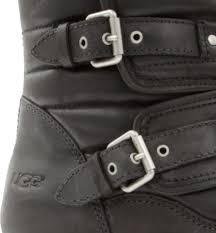ugg womens tatum boots chestnut ugg biker boots tatum net101 co uk