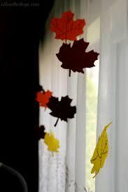 felt thanksgiving crafts a handmade thanksgiving diy felt leaves u2013 colour her hope