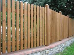 ringhiera in legno per giardino recinzione in legno per il giardino