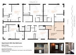 1300 sq ft apartment floor plan waterside lofts home