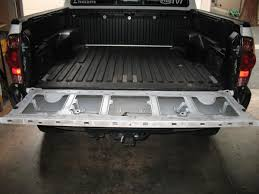 toyota tacoma tailgate 05 tailgate reinforcement now available toyota tacoma forum