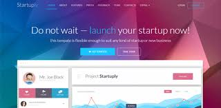 website designs 45 startup website designs templates and tools worth saving