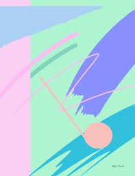 1980s colors 13 best vaporwave colors images on pinterest color palettes