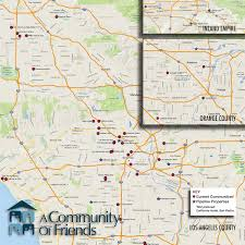 Parcel Map Los Angeles County by A Community Of Friends