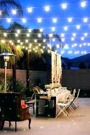 Clear Patio String Lights Outdoor String Lights Led Clear Outdoor String Lights Led
