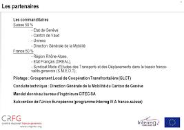 bureau d étude mobilité enquête sur la mobilité transfrontalière résultats ppt