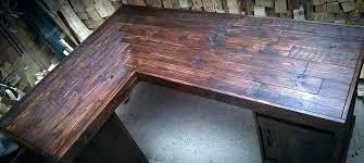 Building An L Shaped Desk Diy L Shaped Desk Plans Plan L Shaped X Credit Diy L Shaped