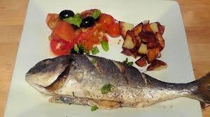 Fish Mediterranean Style How To Cook Sea Bream Mediterranean Style Recipe Youtube