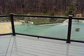 aluminum deck railing ideas indoor and outdoor design ideas
