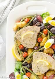 cuisine nicoise easy potato and tuna nicoise