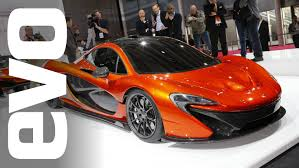 mclaren concept mclaren p1 concept paris 2012 evo motor shows youtube
