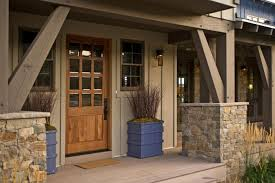 Porch Planter Ideas by Front Porch Designs For Ranch Homes Homesfeed Deck Front Porch