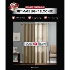 Light And Sound Blocking Curtains Smart Curtains Sheridan Ultimate Light Blocker 100 Percent