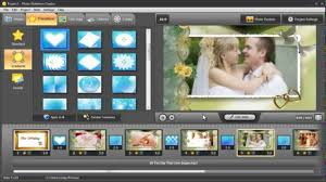 Create A Wedding Program How To Make A Professional Wedding Slideshow Youtube