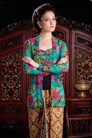 contoh gambar kebaya model baju muslim kebaya terbaru