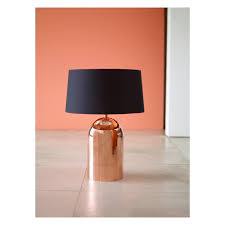 Copper Table Lamp Habitat Copper Table Lamp Best Inspiration For Table Lamp