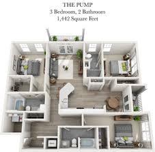Home Floor Plans Richmond Va Avia Apartment Homes 5200 Avia Way Richmond Va Rentcafé