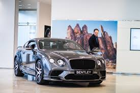 bentley 2018 up close with the 2018 continental supersports the fastest