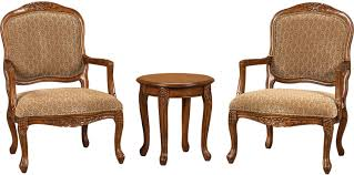 Patio Accent Table by 3 Piece Tasha Accent Chairs U0026 Side Table Set The Brick