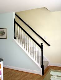 Pictures Of Banisters Black Banisters Interior Design Ideas Bright Ideas