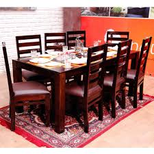 Dinner Table Chairs by Induscraft Brass Fitted 4 Seater Dining Table Set Dining Table