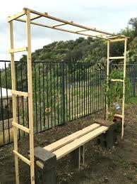 diy garden trellis ideas u2013 satuska co