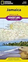 Map Of Kingston Jamaica Jamaica National Geographic Adventure Map National Geographic