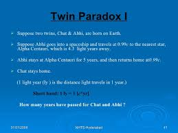 How Many Years Is A Light Year Special Relativity