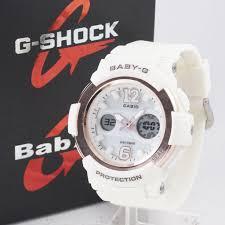 Jam Tangan Baby G baby g bga 210 putih gold 盪 jam tangan grosir termurah