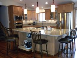Kitchen Islands With Seating For 2 Satisfied Customers Of Kitchens By Design In Colorado Springs