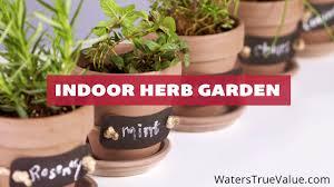 how to start an indoor herb garden gardening ideas